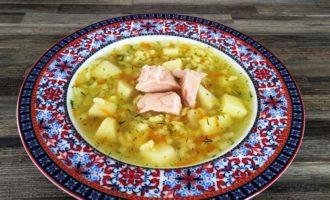 как приготовить рыбный суп из форели