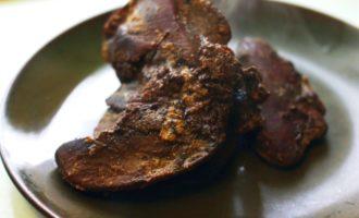 печень индейки в духовке пошаговый