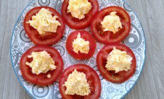 помидоры под шубой пошаговый