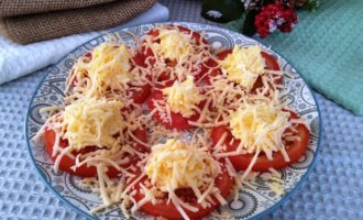 помидоры под шубой
