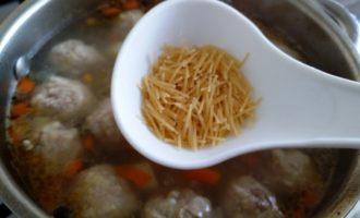 простой суп с картошкой и вермишелью пошагово с фото