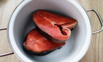 рыбный суп из форели рецепт
