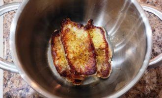стейки из свинины на сковороде пошаговый