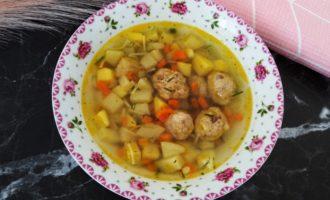 суп с вермишелью и картошкой пошаговый рецепт