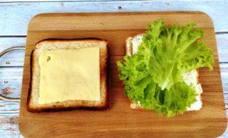 сэндвич с соленым лососем рецепт с фото