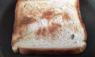 сэндвич с соленым лососем рецепт