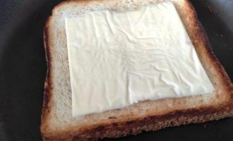 сэндвич с соленым лососем фото
