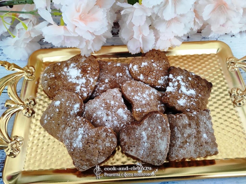 как приготовить печенье с арахисом