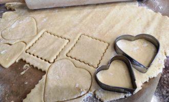 печенье на маргарине пошаговый