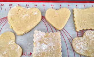 печенье с арахисом пошагово