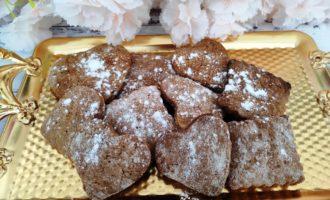 печенье с арахисом пошаговый