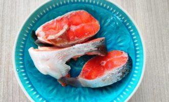 рыбный суп из семги рецепт