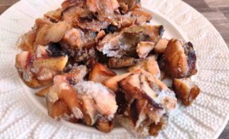 суп из белых грибов с картошкой фото