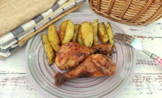 как приготовить куриные голени с соевым соусом
