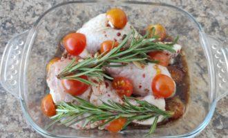 куриные голени с соевым соусом пошагово