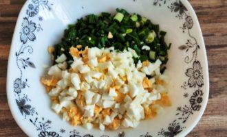 салат из огурцов и зеленого лука фото