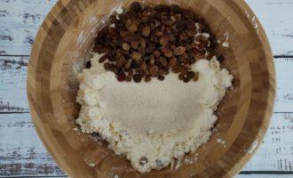 сырники с манкой и изюмом из творога рецепт с фото