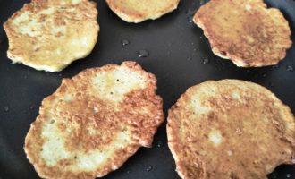 кабачковые оладьи пп рецепт пошагово с фото