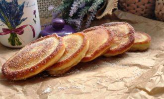 вкусные оладьи на сыворотке пошаговый рецепт